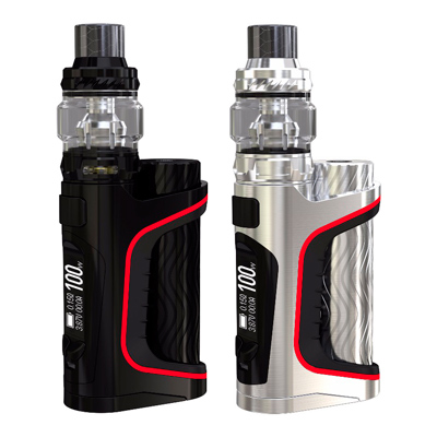 iStick Pico S with ELLO VATE and Avatar AVB 21700 battery