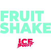 FRUIT SHAKE ICE BOOST