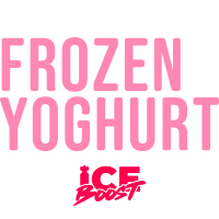 FROZEN YOGHURT ICE BOOST