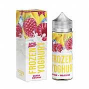 Frozen Yoghurt Ice Boost - Банан+Малина