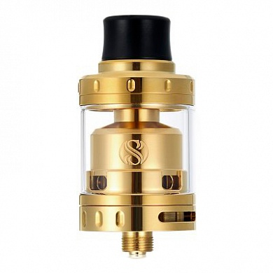 Merlin Mini RTA 24K gold